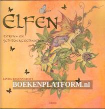 Elfen, teken- en schildertechnieken