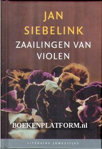 Zaailingen van violen