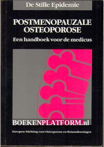 Postmenopauzale Osteoporose