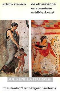 De Etruskische en Romeinse schilderkunst
