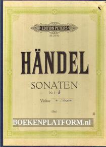 Händel Sonaten 1-6