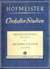 Orchester Studien für Violine