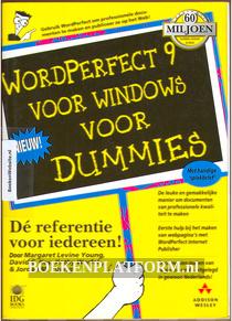 WordPerfect 9 voor Windows voor Dummies