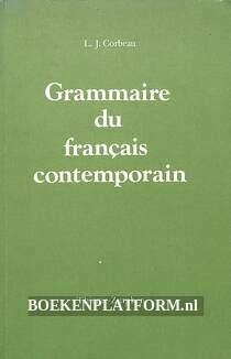 Grammaire du francais contemporain