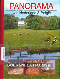 Panorama van Nederland & Belgie