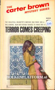 Terror Comes Creeping