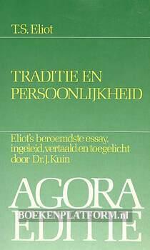 Traditie en persoonlijkheid