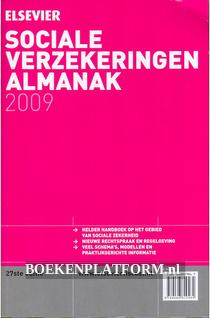 Sociale verzekeringen almanak2009