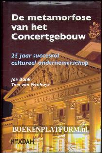 De metamorfose van het Concertgebouw