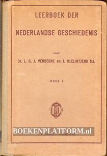 Leerboek der Nederlandse geschiedeni deel I