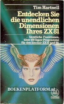 Entdecken Sie die unendlichen Dimensionen Ihres ZX81