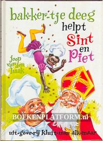 Bakkertje deeg helpt Sint en Piet