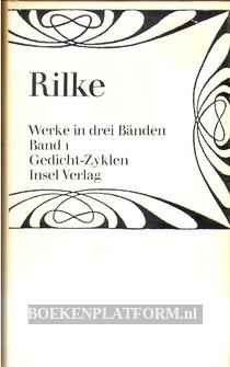 Rilke band 1 Gedicht Zyklen