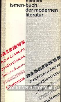 Kleines ismen-buck der modernen literatur