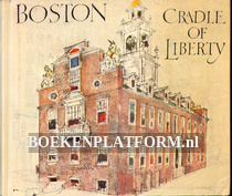 Boston Cradle of Liberty, gesigneerd