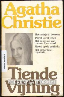 Agatha Christie Tiende Vijfling