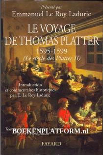 Le voyage de Thomas Platter