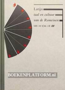 Latijn, taal en cultuur van de Romeinen les 10 t/m 18