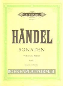 Händel Sonaten I