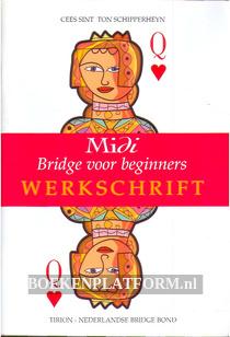 Bridge voor beginners, werkschrift