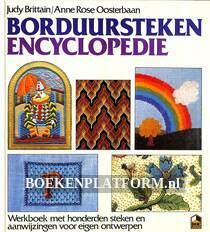 Borduursteken encyclopedie