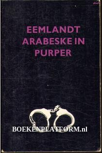 1263 Arabeske in purper
