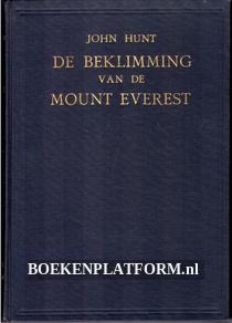 De Beklimming van de Mount Everest