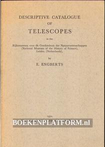 Descriptive Catalogus of Telescopes