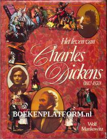 Het leven van Charles Dickens 1812-1870