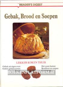 Gebak, Brood en Soepen