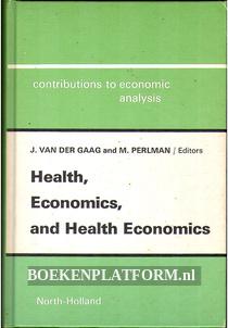 Health, Economics, and Health Economics