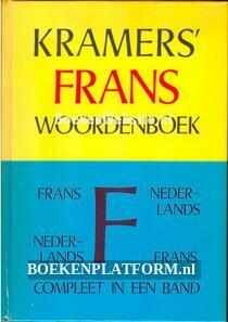 Kramers frans woordenboek