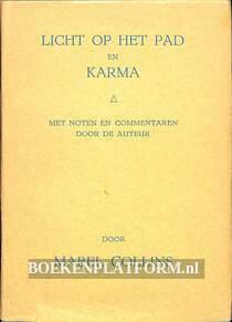 Licht op het pad en Karma