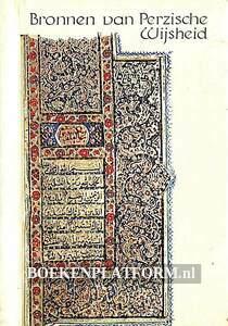 Bronnen van Perzische Wijsheid
