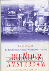 Diender in Amsterdam