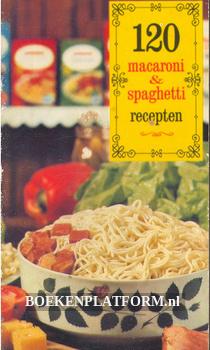 120 Macaroni & spaghetti recepten