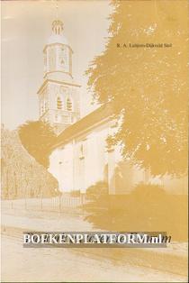 De kerk en toren te Eenrum