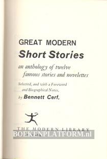 Great Modern Short Stories