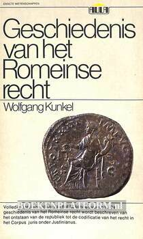Geschiedenis van het Romeinse recht