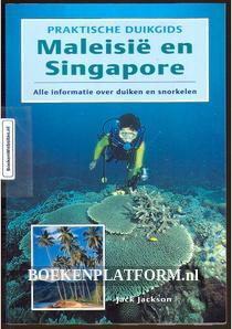 Praktische duikgids Maleisie en Singapore
