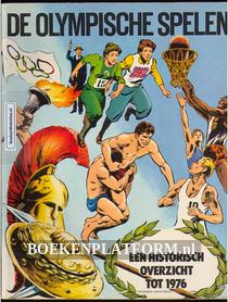 De Olympische Spelen, Een historisch overzicht tot 1976