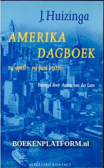 Amerika dagboek