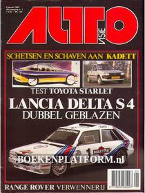 Autovisie 1985 Complete jaargang