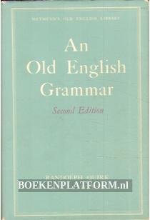 An Old English Grammar