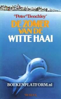 De zomer van de witte haai