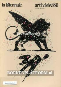 Art Visive'80 Catalogo Generale