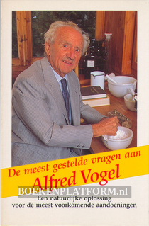 De meest gestelde vragen aan Alfred Vogel
