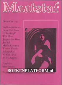 Maatstaf 12-1974