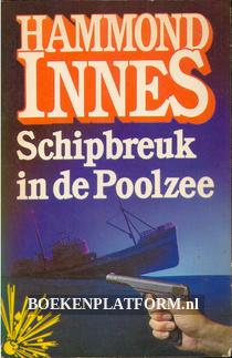 Schipbreuk in de Poolzee