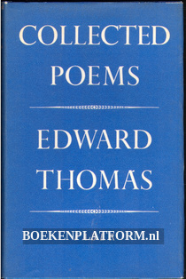 Collected Poems Edward Thomas